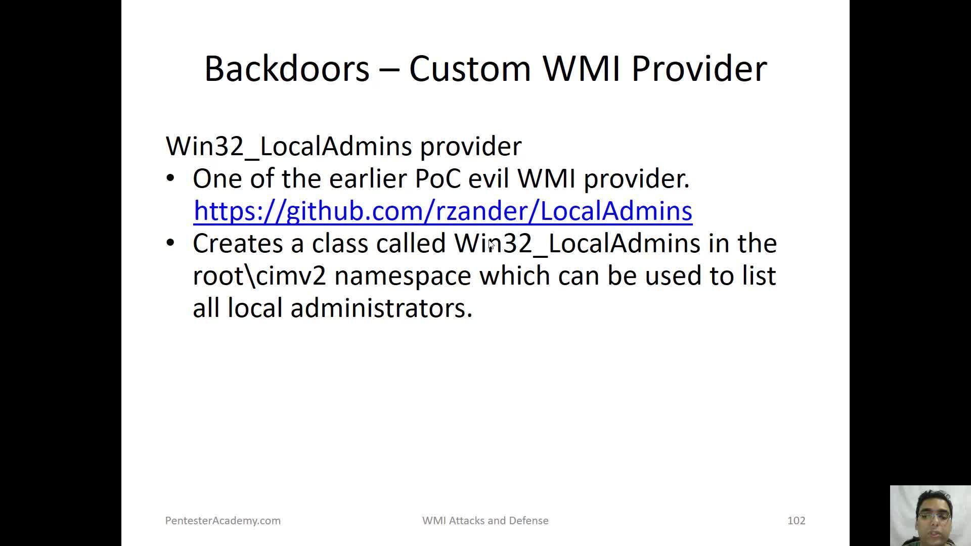 Custom Providers