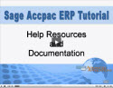 Help & Documentation Resources