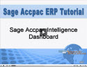 Sage ERP Accpac Intelligence Dashboard Report