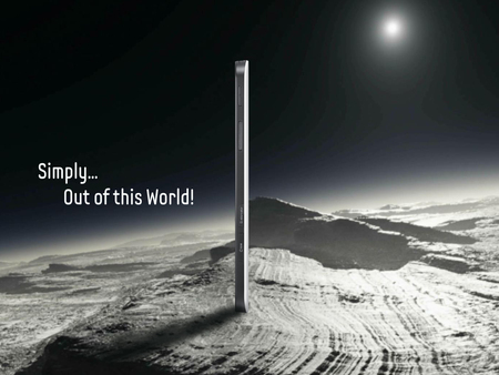 Galaxy TAB - Simply Out of this World