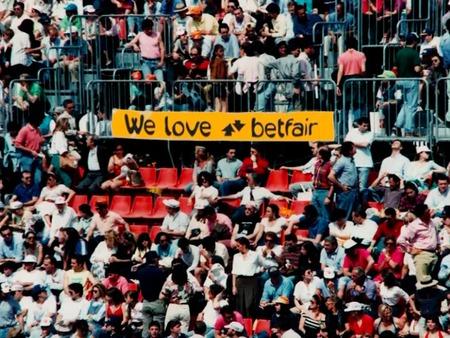We love Betfair
