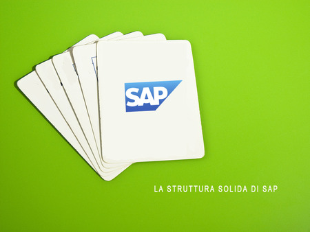 LA STRUTTURA SOLIDA DI SAP