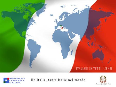 ITALIANI IN TUTTI I SENSI