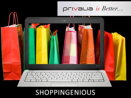 shoppINGENIOUS
