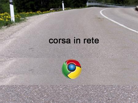 CORSA IN RETE