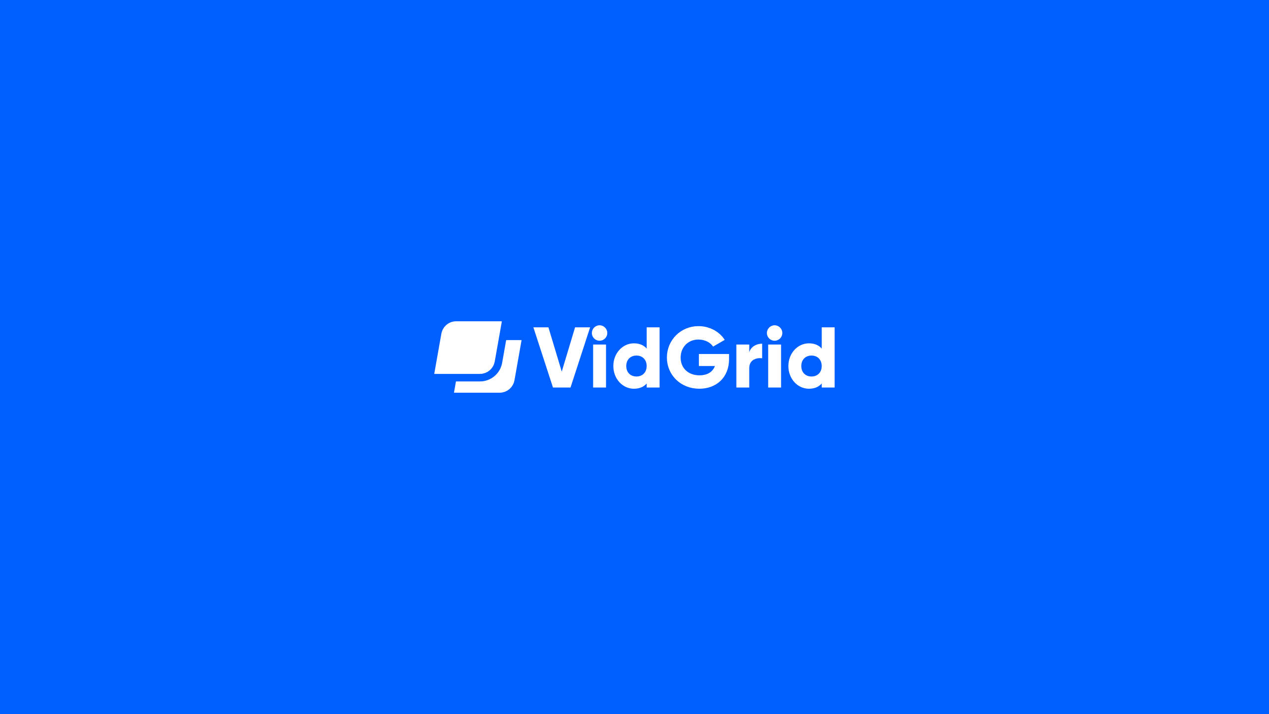 Introducing VidGrid: Video's Most Interactive Platform