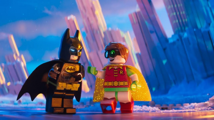 The Art and Animation of The LEGO Batman Movie