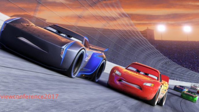 The Lighting of Cars 3
