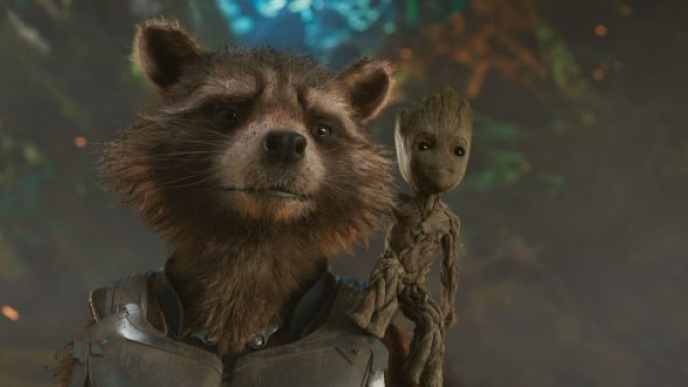 Guardians of the Galaxy Vol. 2 - The making of a really colourful movie
