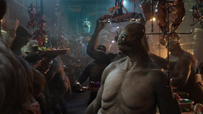 Inside the VFX of Luc Besson's Valerian and the City of a Thousand Planets