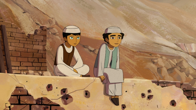 The Making of The Breadwinner