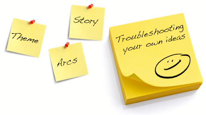 Story Masterclass: Troubleshooting your Own Ideas