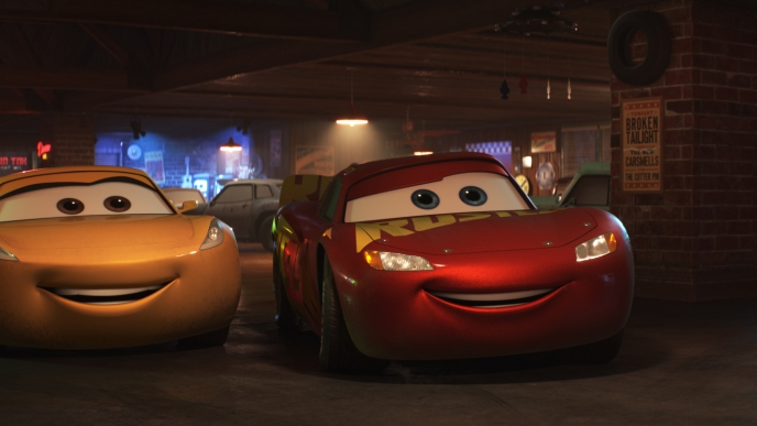 Pixar's Kim White Talks About Cars 3 and Lighting for Animation