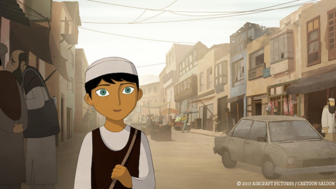 Cartoon Saloon's Mark Mullery on 'The Breadwinner,' 'Wolfwalkers'