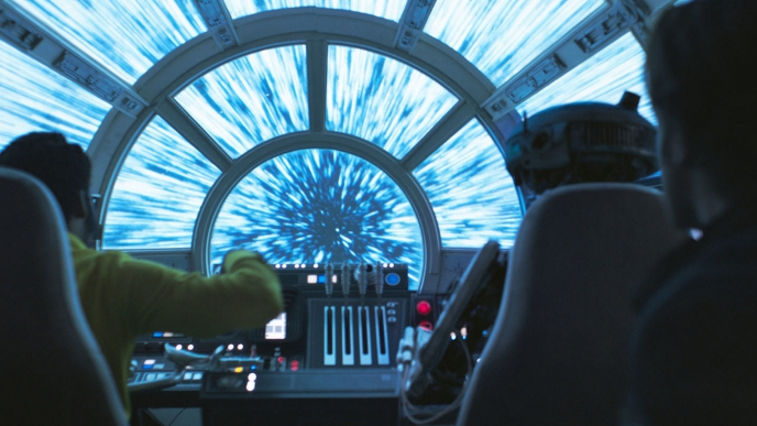 Creatively Driven – The VFX for Solo: A Star Wars Story