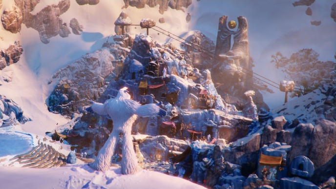 SMALLFOOT: Behind the Legend
