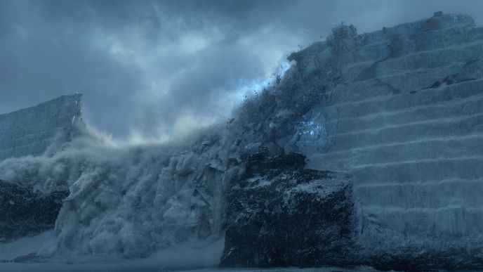 The VFX in Game of Thrones 7