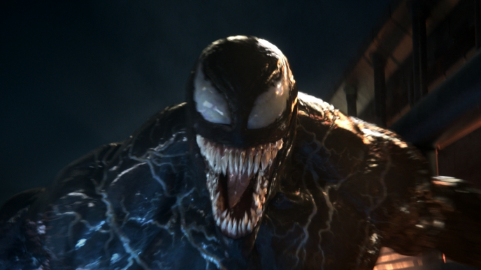 The VFX of 'Venom'