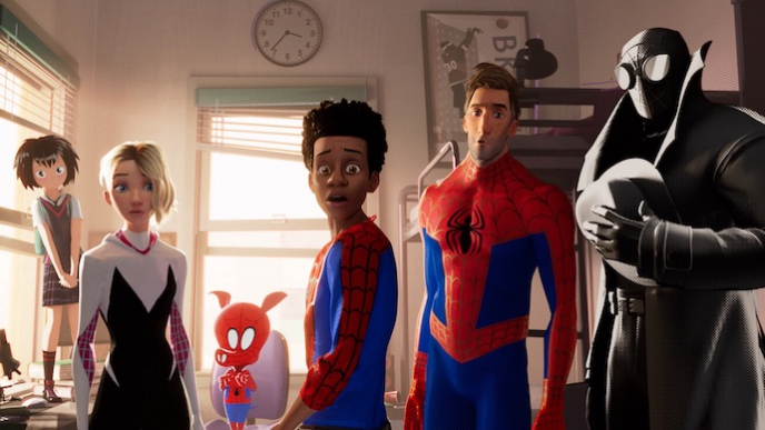 Spider-Man: Into the Spider-Verse - Breaking the Rules of Animation?