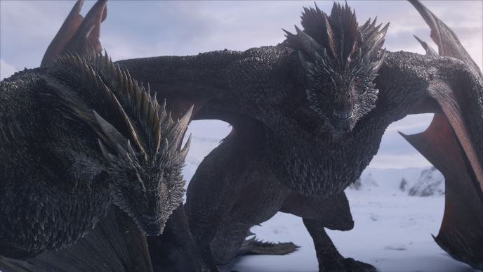 Ferocious Beasts - Animating Daenerys' Dragons in the Final Season of Game of Thrones