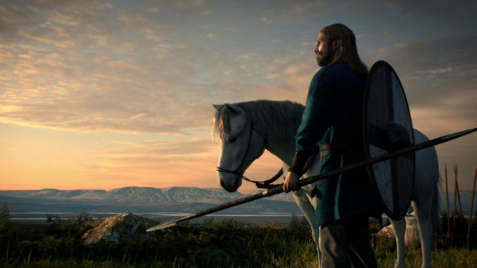 1238: A VR Journey Back in Time to Feudal Iceland