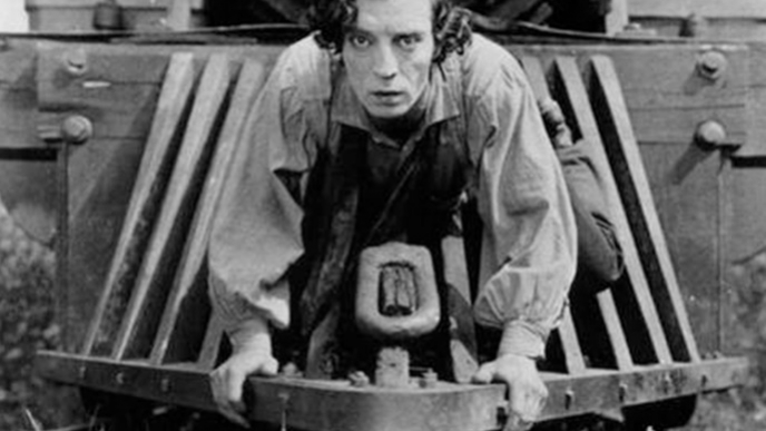 Buster Keaton: Existential Slapstick