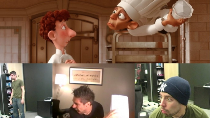 The Animator as Actor