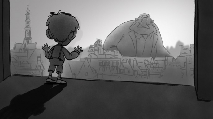 Storyboarding for TV and Feature Animation: What's the Difference?