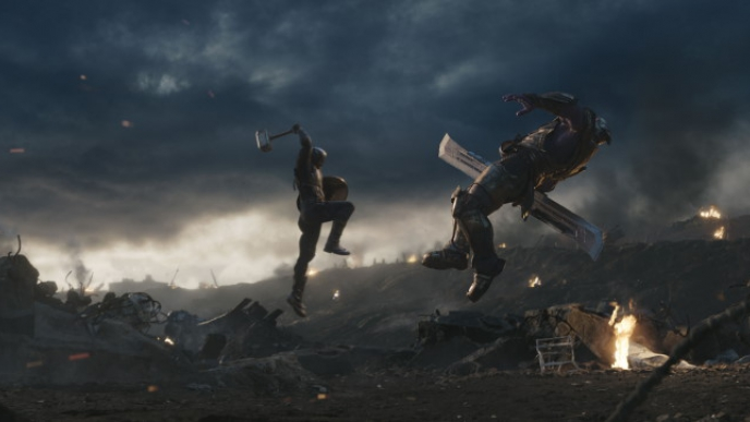 Weta Digital Presents the Visual Effects of Marvel Studios' Avengers: Endgame