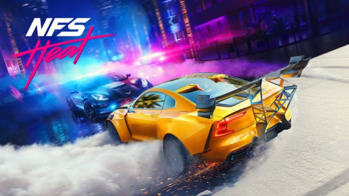 Turning up the HEAT in Need for Speed