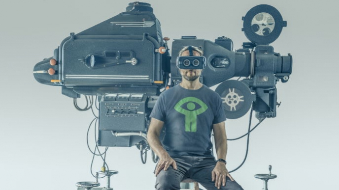 How XR (AR, MR, VR) will impact how we create and what we create.