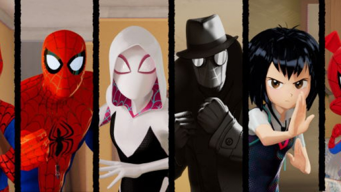 Creating The Spider-Verse: Developing Stylized Looks