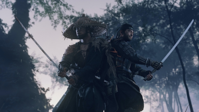 Creating an Interactive Samurai Movie: Ghost of Tsushima