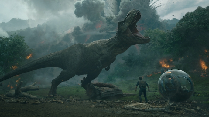 From Dinosaurs to StageCraft at Industrial Light & Magic
