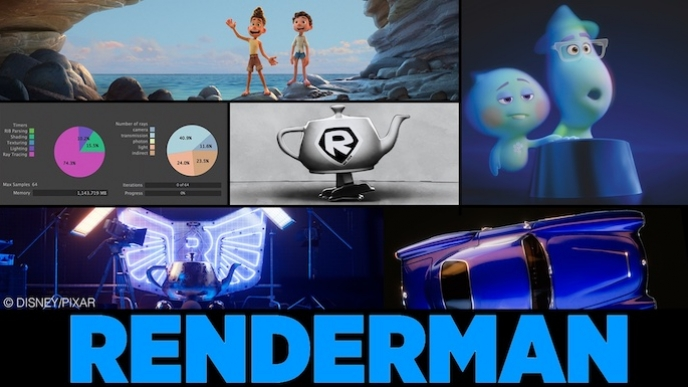 The Creative Soup: Exploring RenderMan Stylized Looks & the Artistic Process