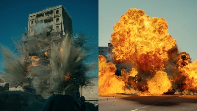 Inside the Special Effects of Tenet