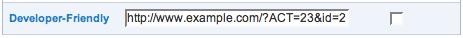 Metaweblog URL