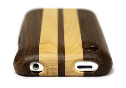 CaseCrown Wood iPhone Case