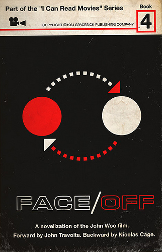 I Can Read Movies: Face Off