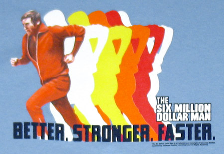Better Stronger Faster