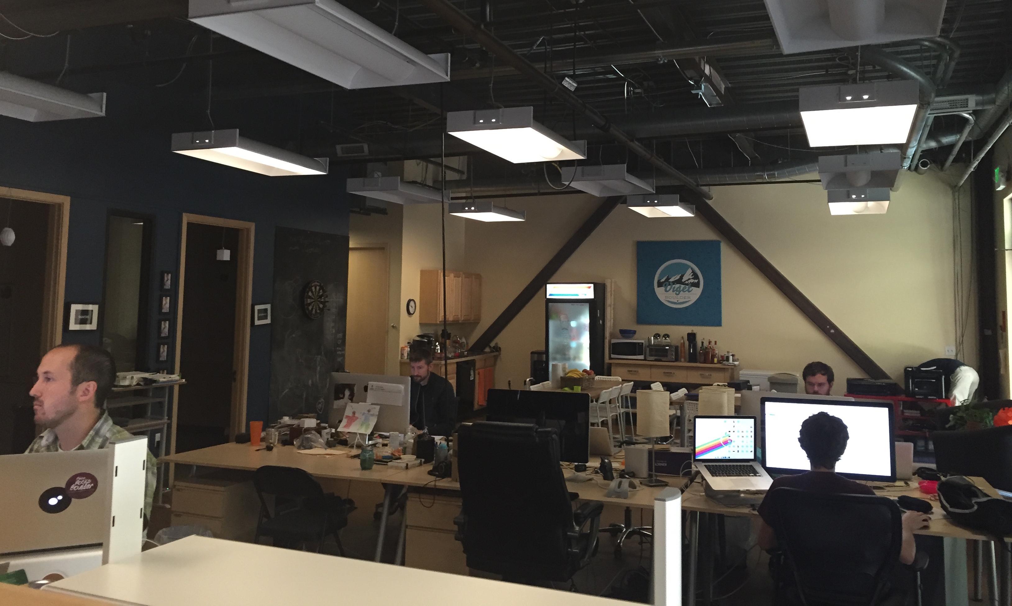 Viget's Boulder office
