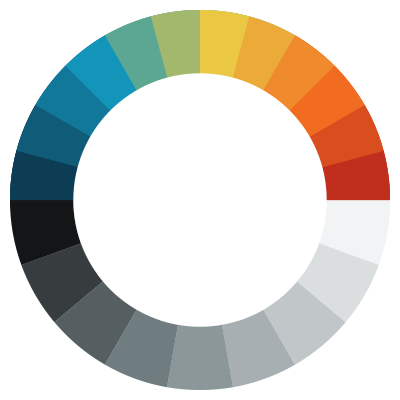 Viget color wheel