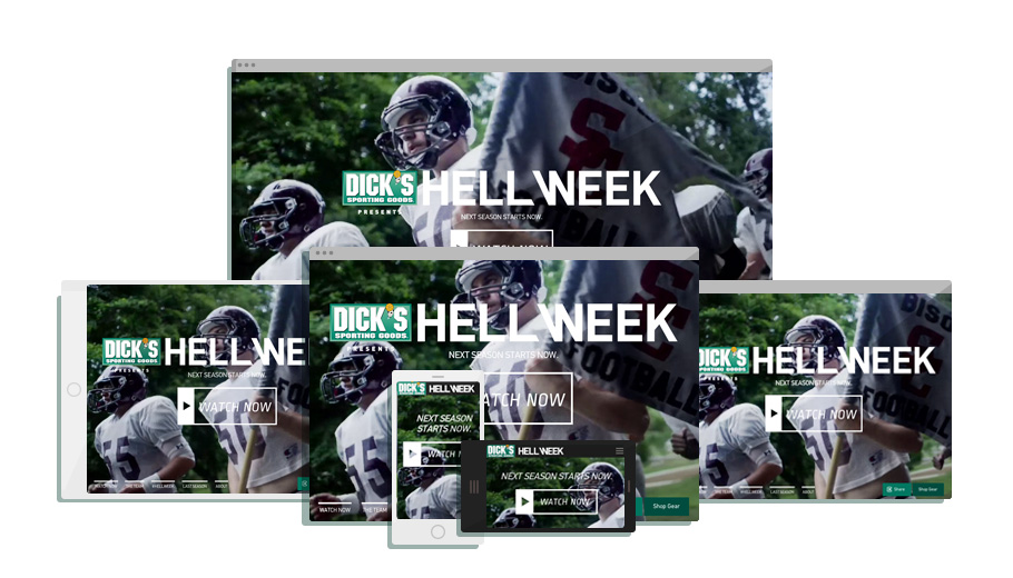 DSG Hell Week Responsive Design