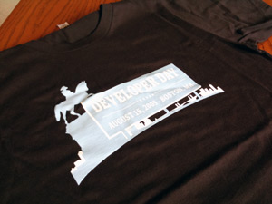 Developer Day Boston shirt