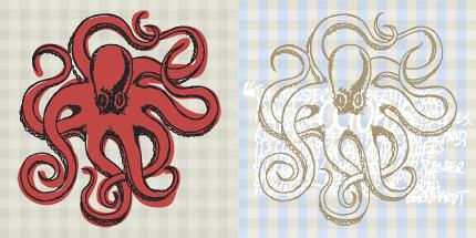 Tom's octopus patterns