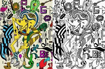 Owen's jaberwocky patterns