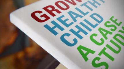 HealthyChild Header image