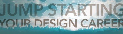 jump starting your design career
