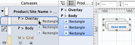 Omnigraffle Move Selection to Layer