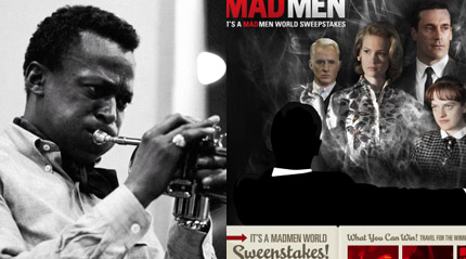 miles davis and madmen